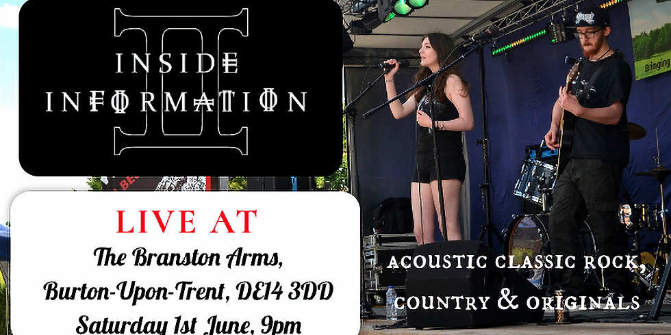 Live at The Branston Arms.