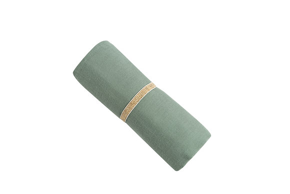 NOBODINOZ - Lange vert 70x70cm
