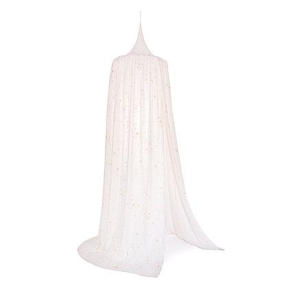 NOBODINOZ - Ciel de lit Amour Blanc