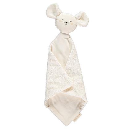NOBODINOZ - Doudou blanc souris