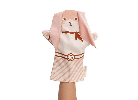 NOBODINOZ - Marionnette lapin