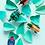Thumbnail: Insecte 3D à construire - Coléoptère bleu