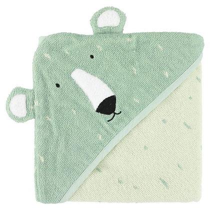 TRIXIE - Cape de bain ours