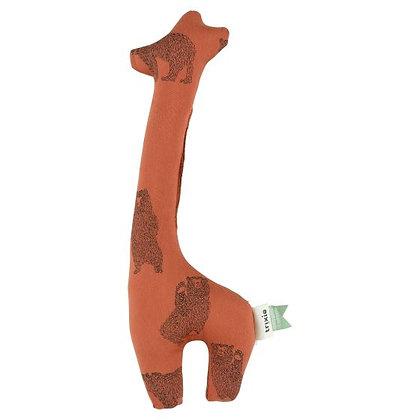 TRIXIE - Hochet girafe ocre