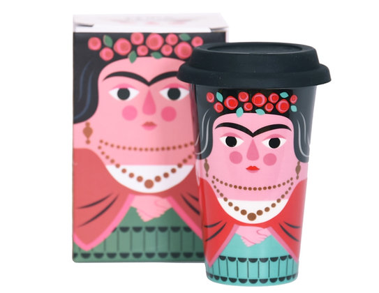 Mug de voyage  - Frida Kahlo