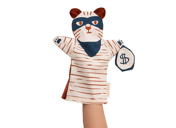 NOBODINOZ - Marionnette tigre