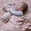 Thumbnail: Petite peluche baleine rose