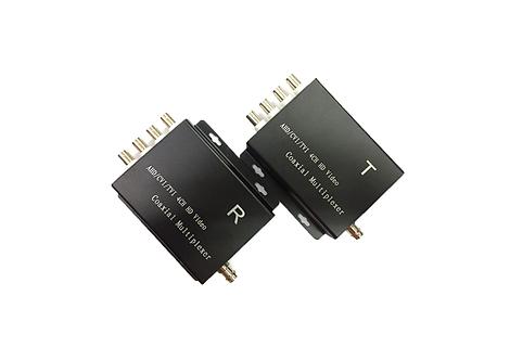 Video Multiplexer - 1 To 4  Multiplexer