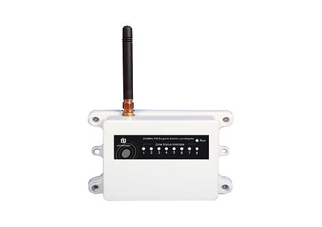8 Zone Wireless Solar Receiver