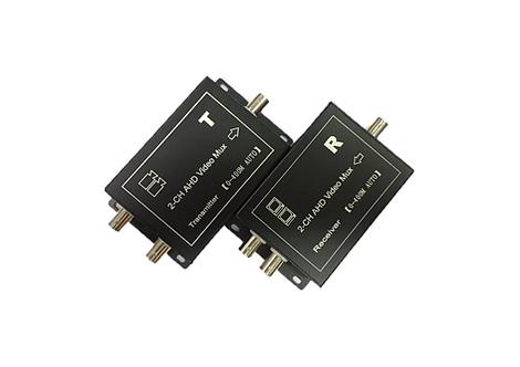 Video Multiplexer - 1 To 2 Multiplexer