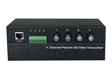 Passive CVI,AHD,TVI ,CVBS 4 IN 1 Multi Channels HD Video Balun