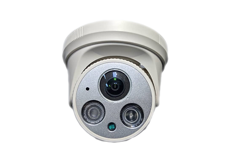 Wide Angle HD IR Dome Camera Low Lux