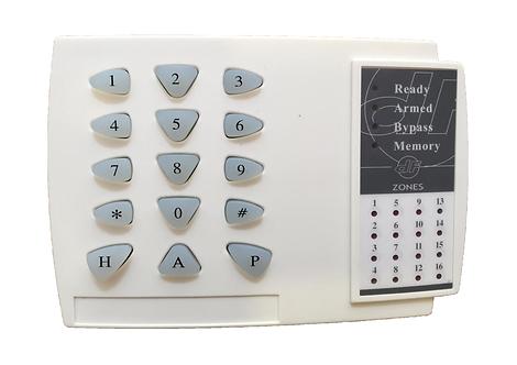 Keypad 16 Zone