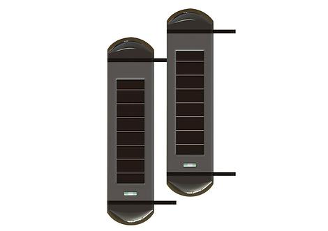 Solar 3 Beam Infrared Detectors