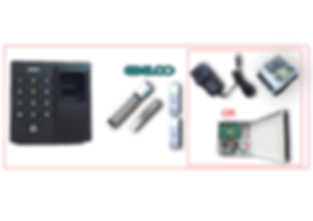 Sebury F6 Fingerprint Card Access Contro