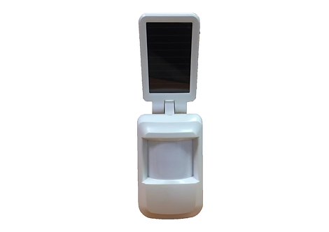 Solar Wireless PIR Detector