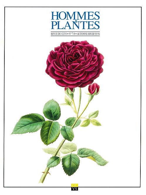 Hommes & Plantes n°7 et 8