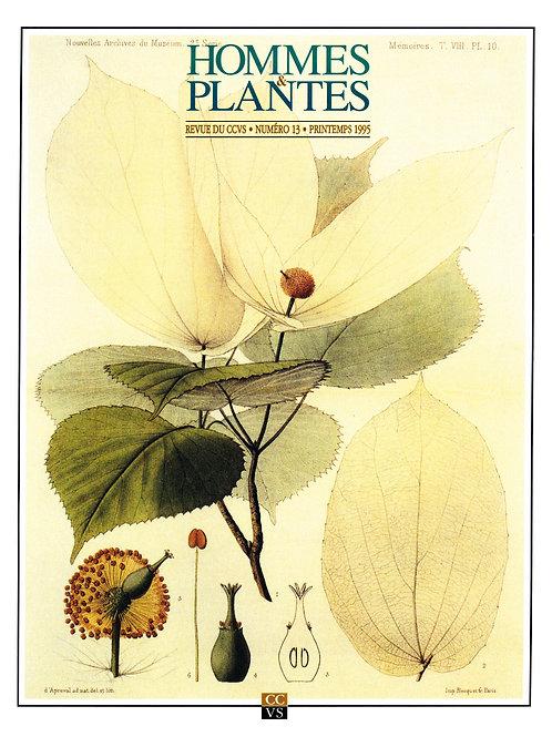 Hommes & Plantes n°13