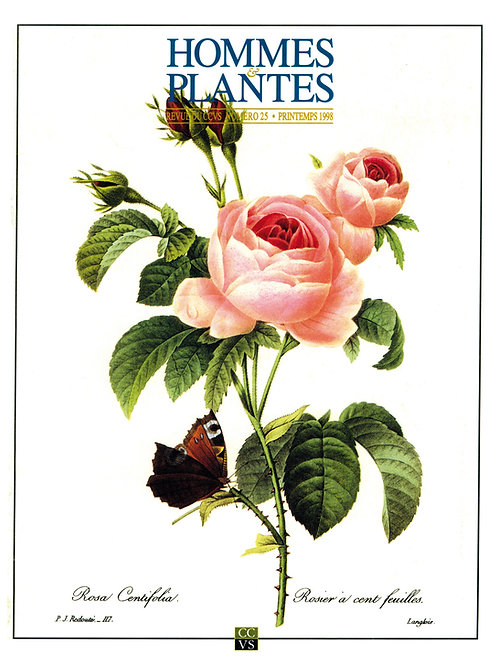 Hommes & Plantes n°25