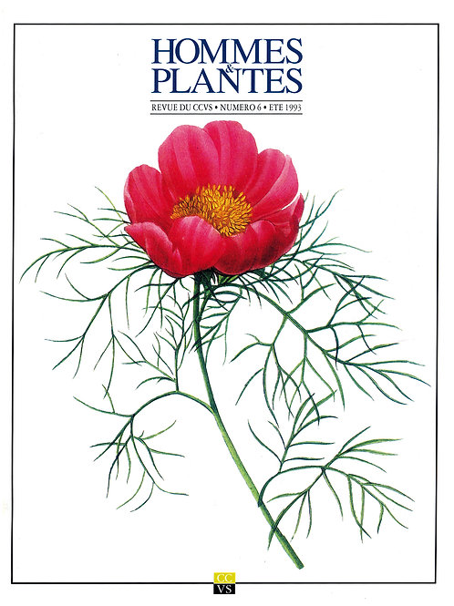 Hommes & Plantes n°6