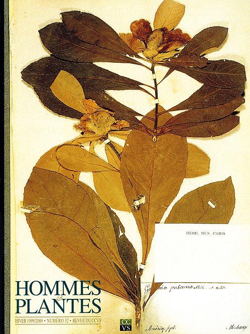 Hommes & Plantes n°32