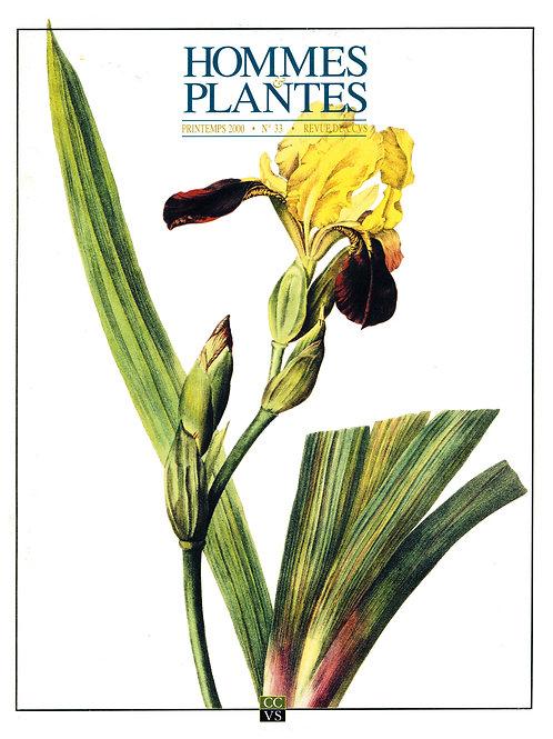 Hommes & Plantes n°33