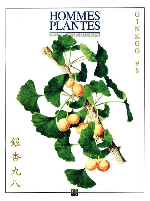 Hommes & Plantes n°27