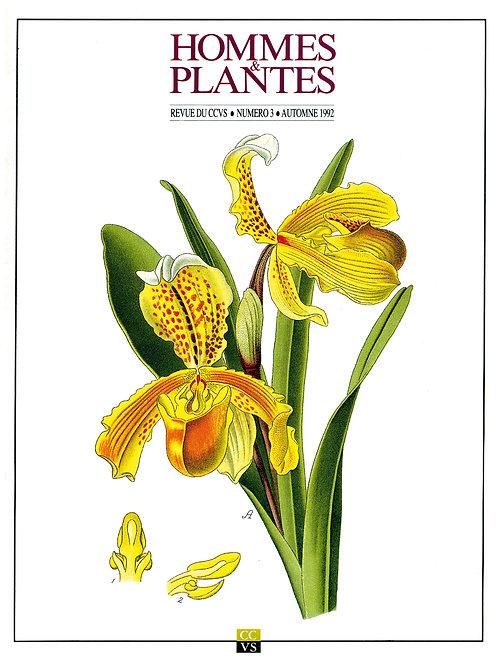 Hommes & Plantes n°3