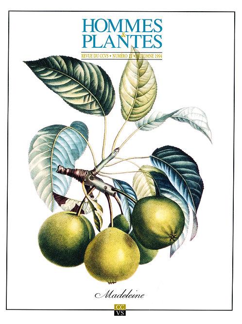 Hommes & Plantes n°11