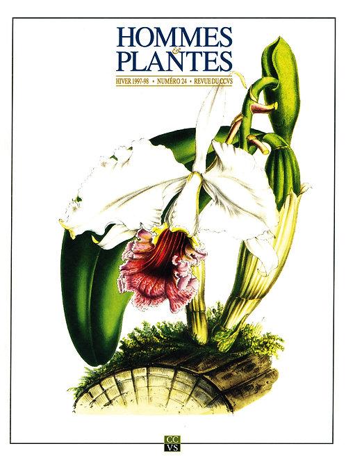Hommes & Plantes n°24