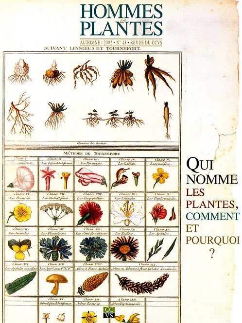 Hommes & Plantes n°43