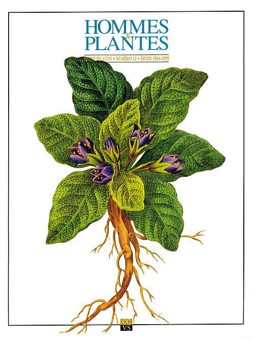 Hommes & Plantes n°12