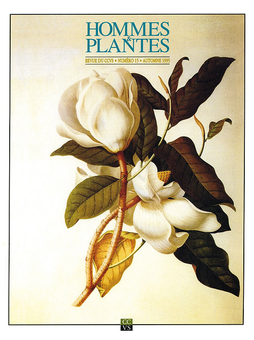 Hommes & Plantes n°15