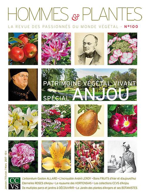 Hommes et Plantes N°100