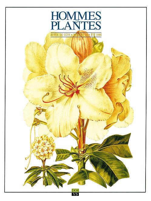 Hommes & Plantes n°18