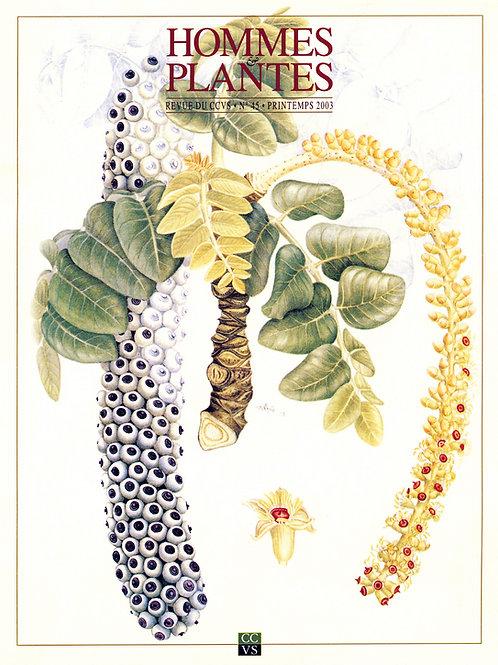 Hommes & Plantes n°45