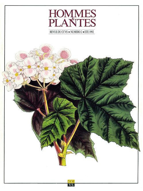 Hommes et Plantes n°2
