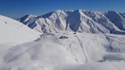2017 first snow