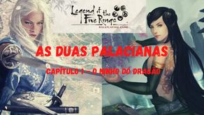 L5R - Capítulo 1 - O Ninho do Dragão.