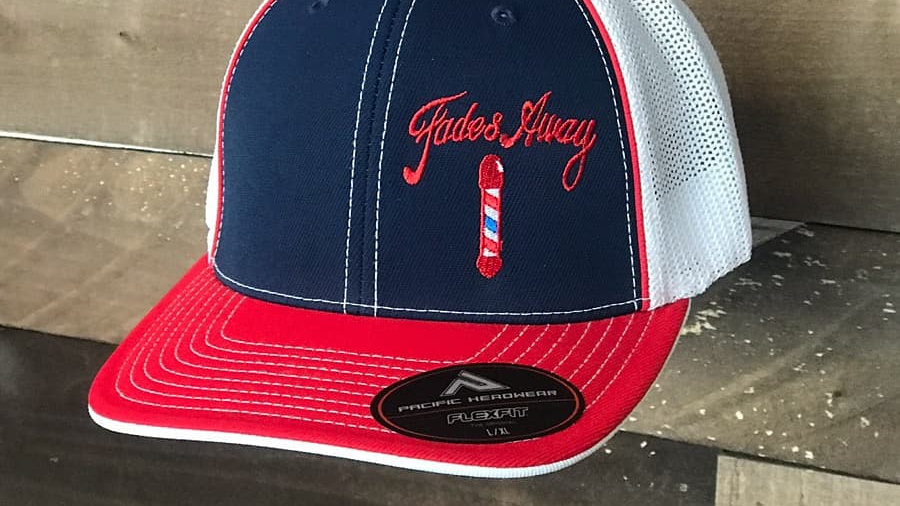 Fades Away B/R/W Hat