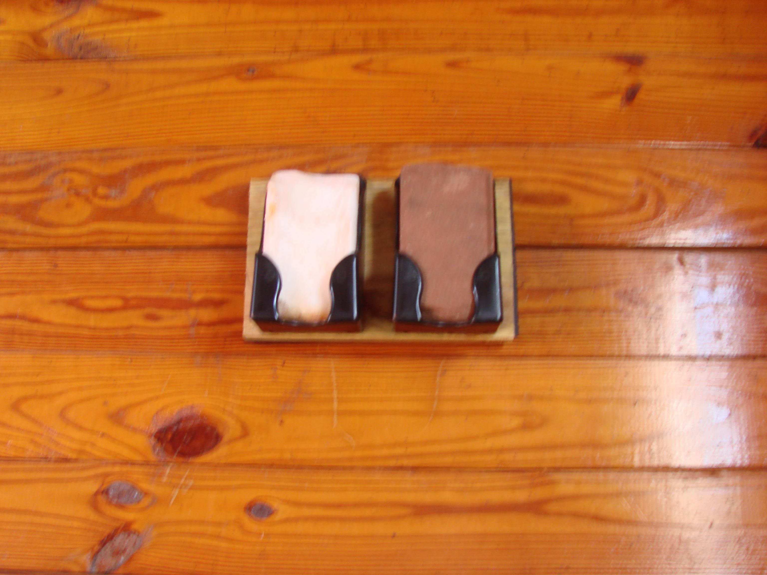 Salt and mineral blocks