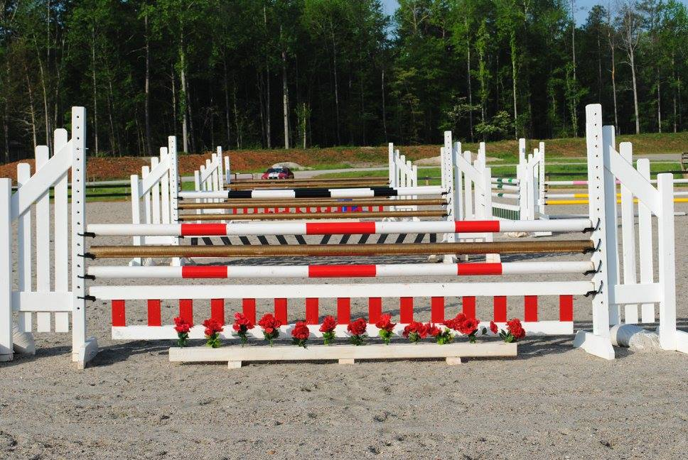 Just a few of our jumps