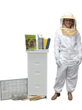Delux Starter Kit WITH BEES!