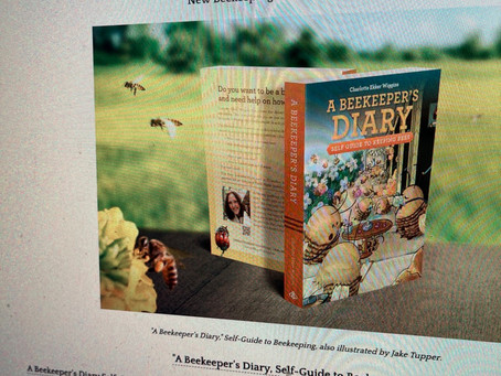 A great new beekeeping book!