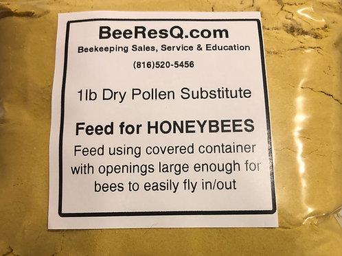 Dry Pollen Substitute (1 Pound)