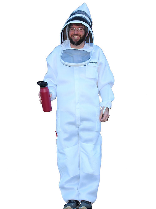 ComfortPRO Ventilated FULL SUIT with BOTH Veils