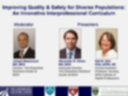 Improving Quality and Safety for Diverse