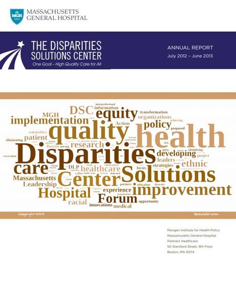 2012-2013 Annual Report