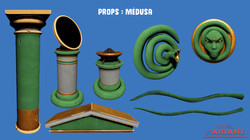 Props : Médusa
