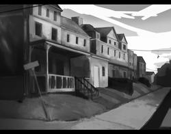 Sirius' Childhood Street